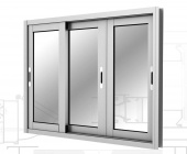 Для остекления балкона мы рекомендуем Provedal
